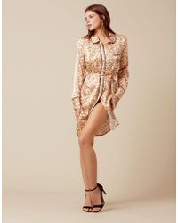 Agent Provocateur - Catalyna Nightshirt Pink - Lyst