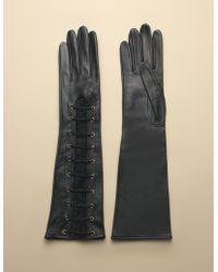 Agent Provocateur - Leena Glove Long Black - Lyst