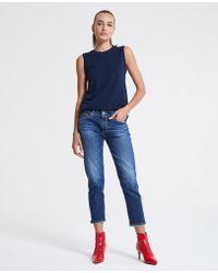AG Jeans The Ex-boyfriend Slim - Blue