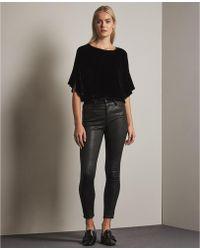AG Jeans - The Farrah Ankle - Lyst