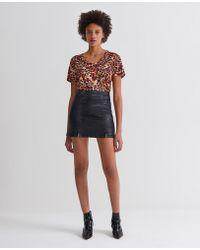 AG Jeans - The Adaline Skirt - Lyst