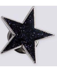 agnès b. - Black Sparkling Pin's Estrella - Lyst