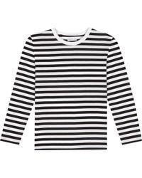 Agnes b black dress capris
