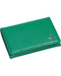 Agnes B. | Green Card Holder | Lyst