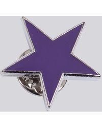 agnès b. - Purple Pin Estrella - Lyst