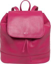 agnès b. - Pink Backpack - Lyst