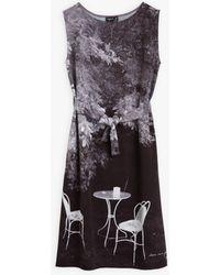 """agnès b. """"pedestal Table"""" Photo Dress - Multicolor"""