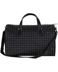 agnès b. - Black Large Boston Bag - Lyst