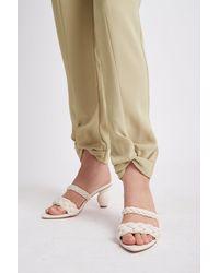 Aje. Stone Sandal - Multicolor