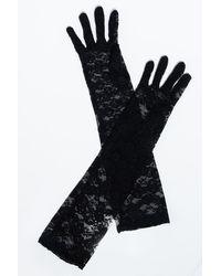 AKIRA The Met Gala Glove - Black