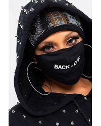 AKIRA - Back Off Fashion Mask Cover - Lyst