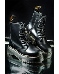 Dr. Martens - Platform Ankle Boots - Lyst