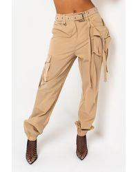 AKIRA Cadet Kelly Pants - Natural