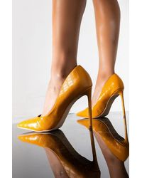 AKIRA Do What I Want Stiletto Pump - Multicolour
