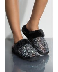 Cape Robbin - Winter Is Coming Bling Slip On - Lyst