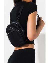 PUMA Mini Series Mini Backpack - Black