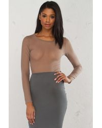 PAXTON The Right Mesh Crop Top - Multicolour