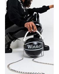 AKIRA I Am #1 Basketball Purse - Black