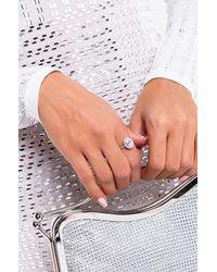 AKIRA Wedding Ring - Metallic