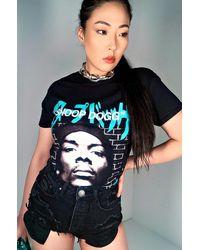 AKIRA Snoop DOGG Graphic T Shirt - Black