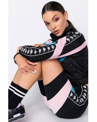 Kappa Womens Football Esta Jacket - Black