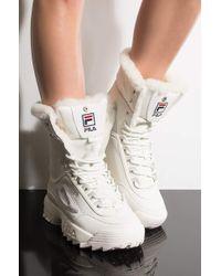 fila boots nuevo