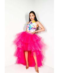 AKIRA I Aint Sorry Tulle Skirt - Pink