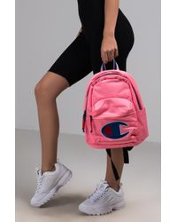 Champion Mini Supercize Backpack - Pink