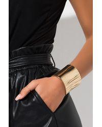 AKIRA - Rule The World Cuff Bracelet - Lyst