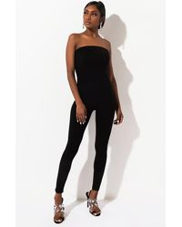 PAXTON All You Need Tube Jumpsuit - Black
