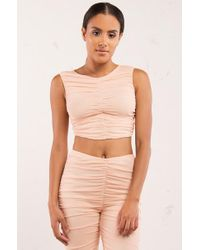 AKIRA - Out To Rouge 2 Piece Set - Lyst