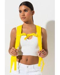 PUMA Cosmic Backpack - Yellow