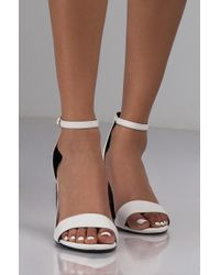 Unk - Dancing In The Dark Fy Chy Sandals - Lyst