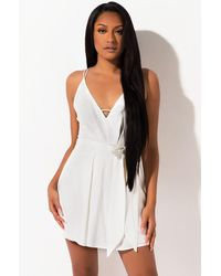 Romantc Womens Pencil Ripped Distressed Sleeveless Bodycon Back Hollowed Jumpsuit Romper