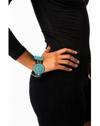 AKIRA Turquoise Dreams Bracelet - Blue