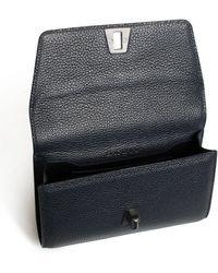Akris Small Belt Bag In Cervo Leather With Detachable Belt - Multicolor