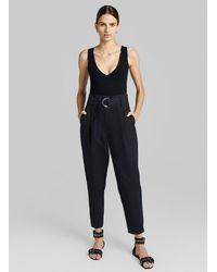A.L.C. Iris Bodysuit - Black