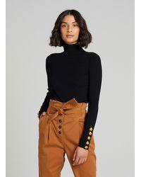 A.L.C. Desi Sweater - Black