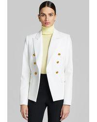 A.L.C. Hastings Jacket Ii - White