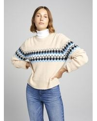 A.L.C. Nathan Sweater - Blue