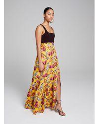 A.L.C. Lillie Skirt - Yellow