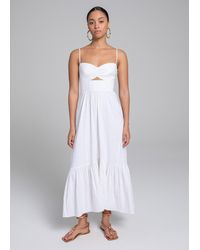 A.L.C. Emilia Dress - White