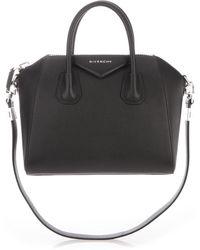 Givenchy Antigona Small Black Handbag