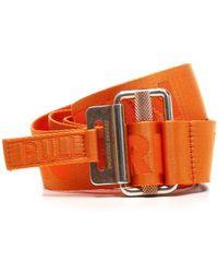 Heron Preston Cintura Arancio - Orange