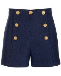 RED Valentino Other Materials Pants - Blue