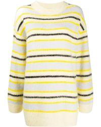 Acne Studios - Multi Striped Sweater - Lyst