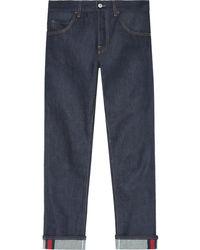 Gucci Skinny Jeans - Blue