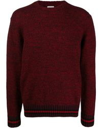 Woolrich - Relaxed-fit Crew Neck Jumper - Lyst