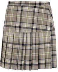 Vivienne Westwood Kilt-style Mini Skirt - Multicolour