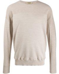 Al Duca d'Aosta Round Neck Sweater - Multicolour